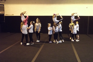 Youth Cheer March 2017